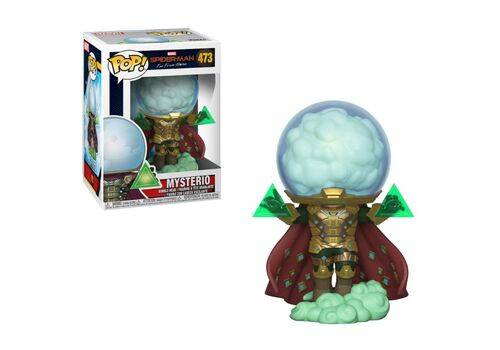 Figurka Spider-Man: Far From Home POP! Mysterio