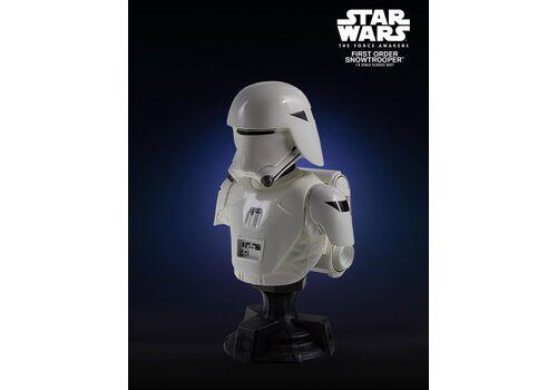 Popiersie Star Wars Epizod VII 1/6 First Order Snowtrooper