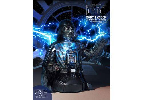 Popiersie Star Wars Epizod VI 1/6 Darth Vader Emperor's Wrath