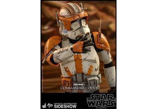 Figurka Star Wars Epizod III Movie Masterpiece 1/6 Commander Cody