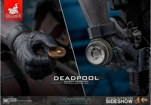 Figurka Deadpool 2 Movie Masterpiece 1/6 Deadpool Dusty Ver.