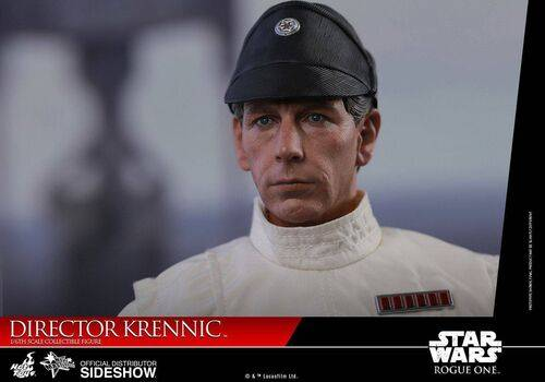 Figurka Star Wars Rogue One Movie Masterpiece 1/6 Director Krennic