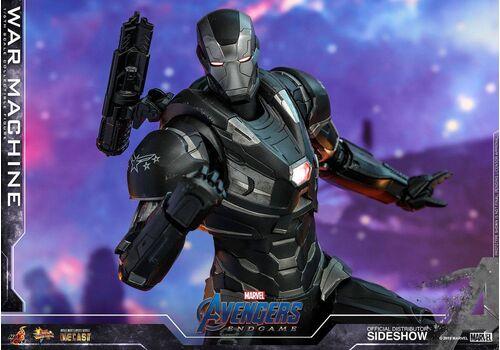 Figurka Avengers: Endgame Movie Masterpiece 1/6 War MachineFigurka Avengers: Endgame Movie Masterpiece 1/6 War Machine