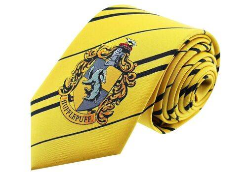 Krawat Harry Potter - Hufflepuff