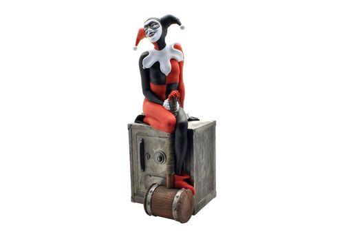 Figurka skarbonka DC Comics - Harley Quinn
