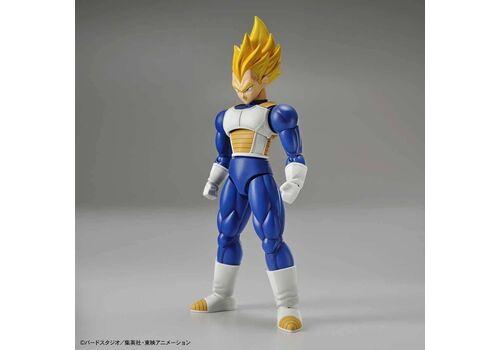 Figurka do złożenia Dragon Ball Z - Super Saiyan Vegeta (ruchoma)