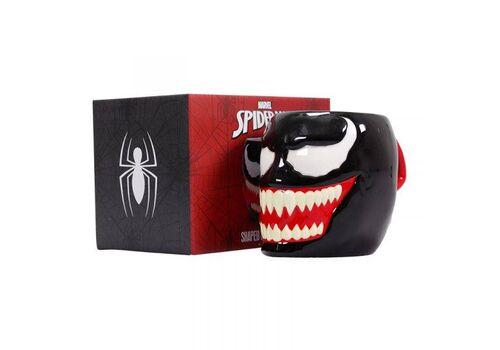 Kubek ceramiczny Marvel 3D - Venom