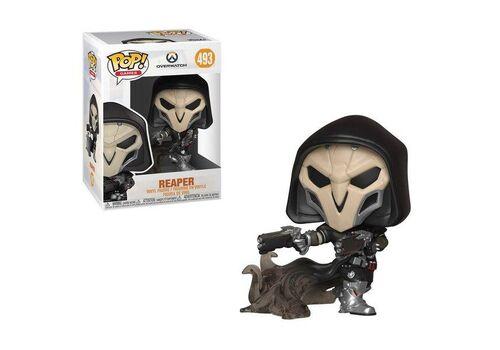 Figurka Overwatch POP! Reaper (Wraith)