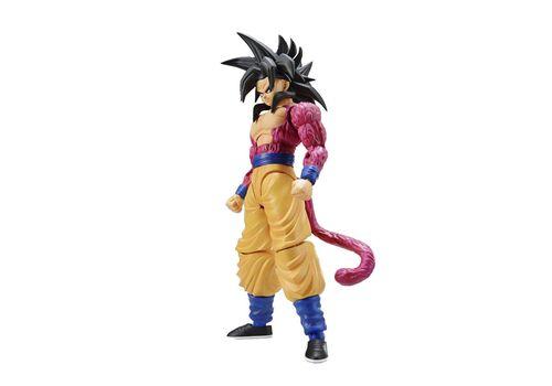Figurka do złożenia Dragon Ball Z - Super Saiyan 4 Son Goku (ruchoma)