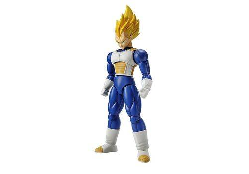Figurka do złożenia Dragon Ball Z - Super Saiyan Vegeta (ruchoma)