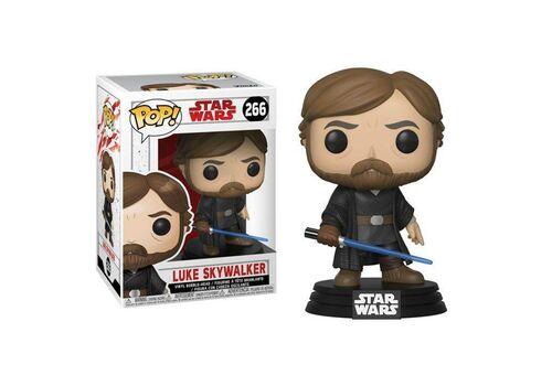 Figurka Star Wars Epizod VIII POP! - Luke Skywalker (Final Battle)