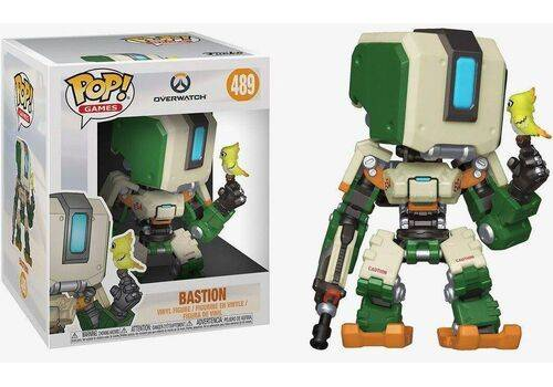Figurka Overwatch POP! Bastion
