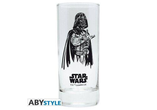 Szklanki Star Wars - Darth Vader, Stormtrooper, Tie Fighter (zestaw)
