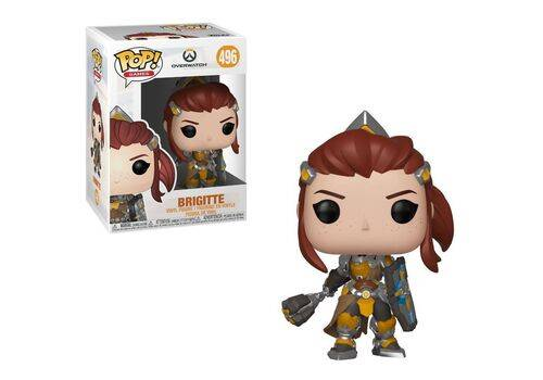 Figurka Overwatch POP! Brigitte