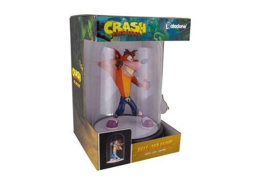 Lampka z figurką Crash Bandicoot 20 cm