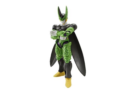 Figurka do złożenia Dragon Ball Z - Perfect Cell (ruchoma)