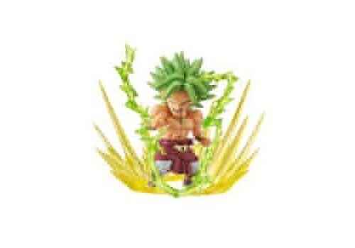 Figurka Dragon Ball Super WCF ChiBi Burst - Super Saiyan Broly 7 cm