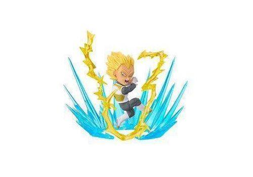 Figurka Dragon Ball Super WCF ChiBi Burst - Super Saiyan Vegeta 7 cm