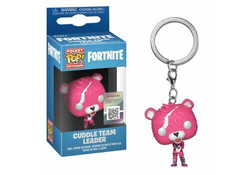Brelok Fortnite POP! Cuddle Team Leader