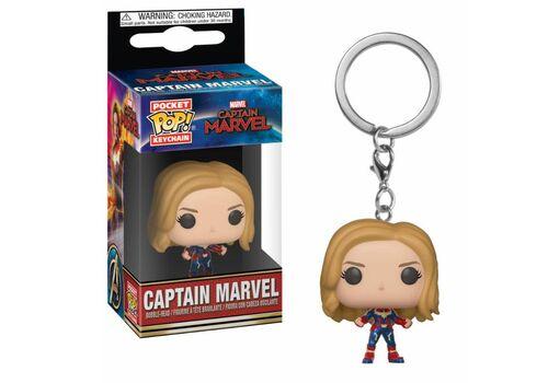 Brelok Captain Marvel POP!