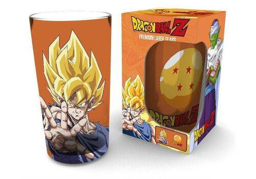 Szklanka Dragon Ball - Goku (0,5 l.)