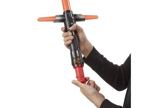 Miecz świetlny Star Wars Epizod VII - Kylo Ren (Elektroniczny)