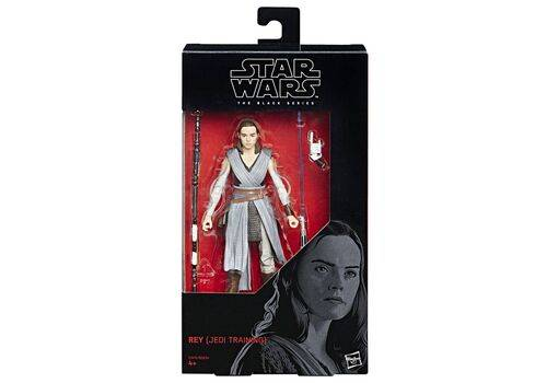 Figurka Star Wars Black Series Epizod VIII - Rey (Jedi Training)