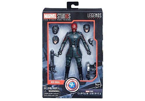 Figurka Marvel Legends - Red Skull (Captain America: The First Avenger)