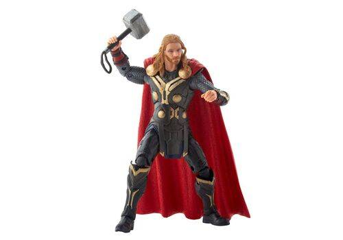 Zestaw figurek Marvel Legends - Thor & Lady Sif (Thor: The Dark World), zdjęcie 3