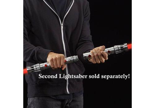 Miecz Świetlny Star Wars Epizod I Black Series 1/1 Darth Maul (Force FX)