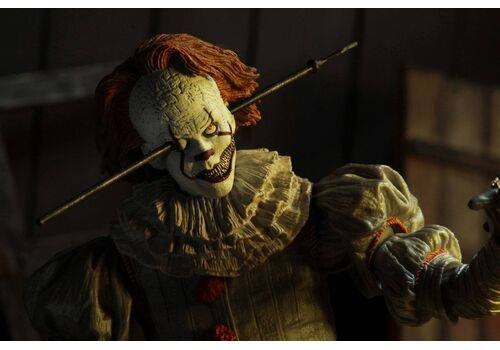 Figurka Stephen King's It 2017 - Ultimate Pennywise (Well House)Figurka Stephen King's It 2017 - Ultimate Pennywise (Well House)