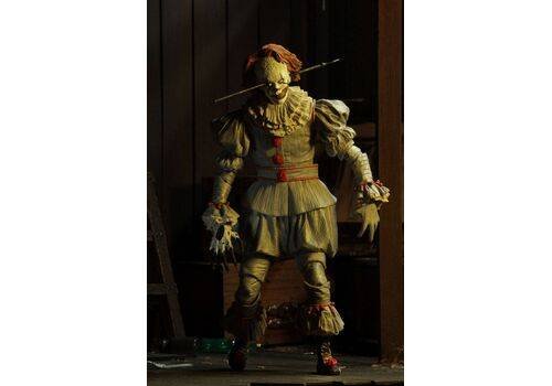 Figurka Stephen King's It 2017 - Ultimate Pennywise (Well House)