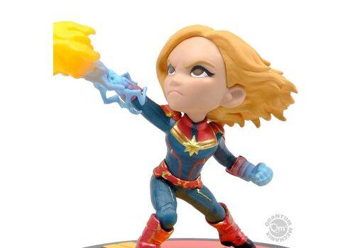 Figurka Captain Marvel Q-Fig