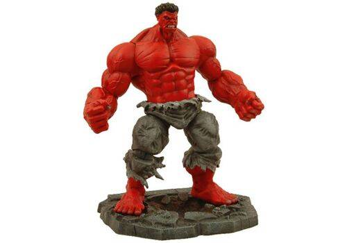 Figurka Marvel Select - Red Hulk