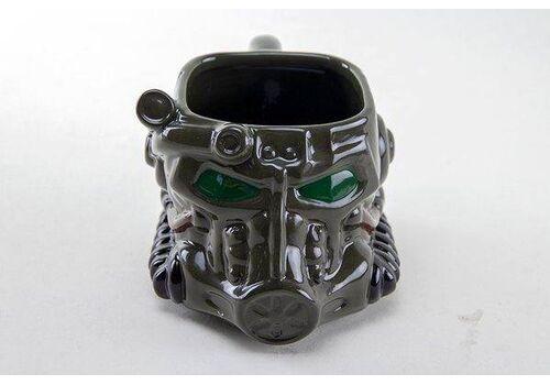 Kubek ceramiczny Fallout 3D Power Armor