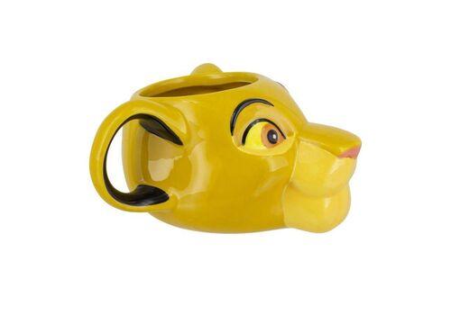 Stylizowany kubek Król Lew - Simba