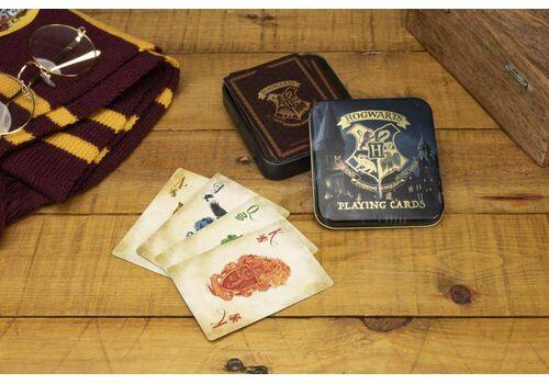 Karty do gry Harry Potter - Hogwart