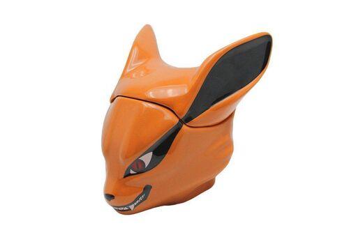 Kubek ceramiczny z pokrywką Naruto Shippuden 3D - Kyubi (400 ml)