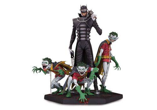 Figurka Dark Nights Metal Deluxe - Batman Who Laughs & Robin Minions