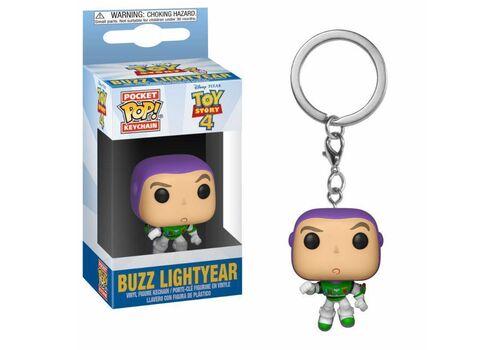Brelok Toy Story 4 POP! - Buzz Lightyear