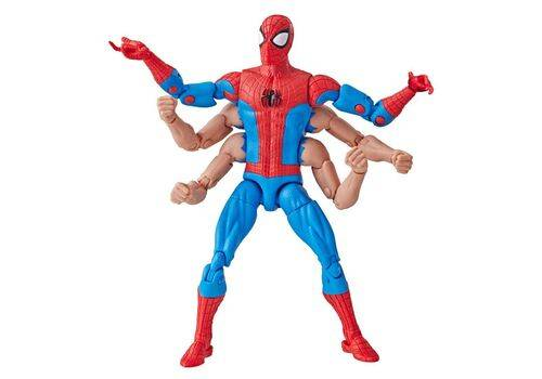Figurka Marvel Legends - Six-Arm Spider-Man (Spider-Man 2019 Wave 1)