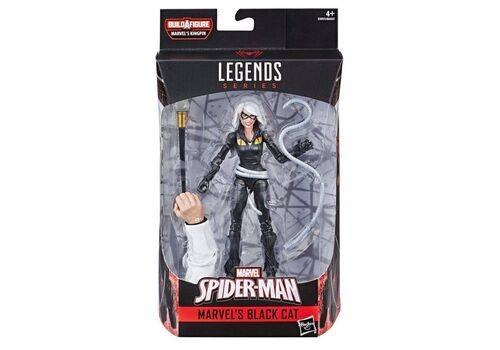 Figurka Marvel Legends - Black Cat (Spider-Man 2019 Wave 1)