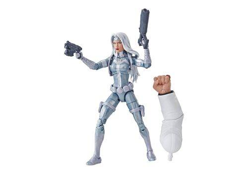 Figurka Marvel Legends - Silver Sable (Spider-Man 2019 Wave 1)