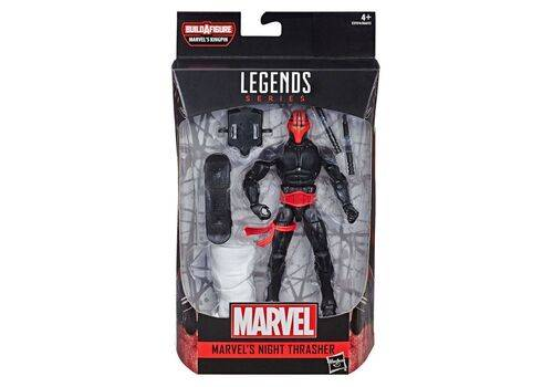 Figurka Marvel Legends - Night Thrasher (Spider-Man 2019 Wave 1)