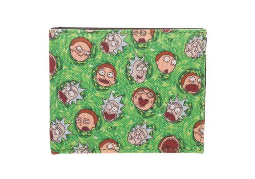 Portfel Rick & Morty - All Over Print