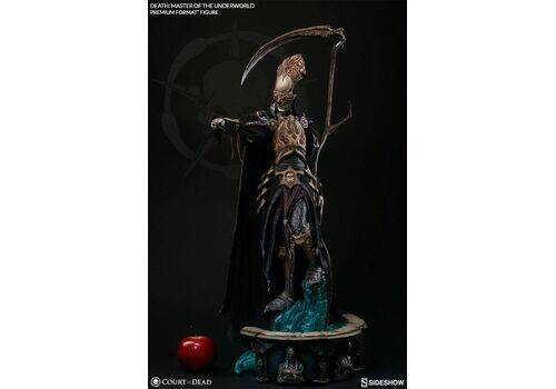 Figurka Court of the Dead Premium Format Figure Death Master of the Underworld