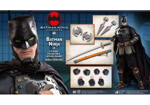 Figurka Batman Ninja My Favourite Movie Action Figure 1/6 Batman Ninja Normal Ver.