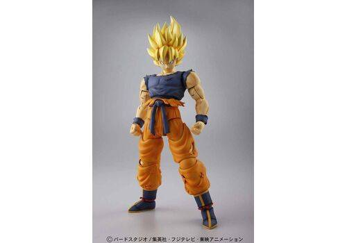 Figurka do złożenia Dragon Ball Z 1/8 Super Saiyan Son Goku (MG)