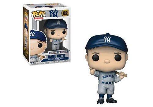 Figurka Baseball POP! Sports - Babe Ruth