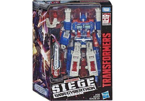 Figurka Transformers Generations War for Cybertron: Siege - Ultra Magnus, zdjęcie 5